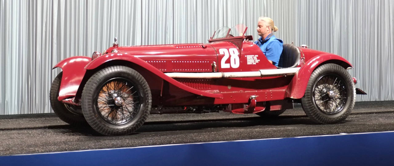 1933 Alfa Romeo 8C 2300 Monza Roadster sells for $11,990,000