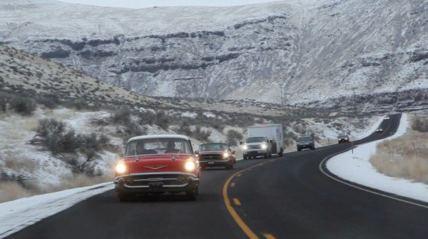 Drive Home 2015 - Cars on the Road