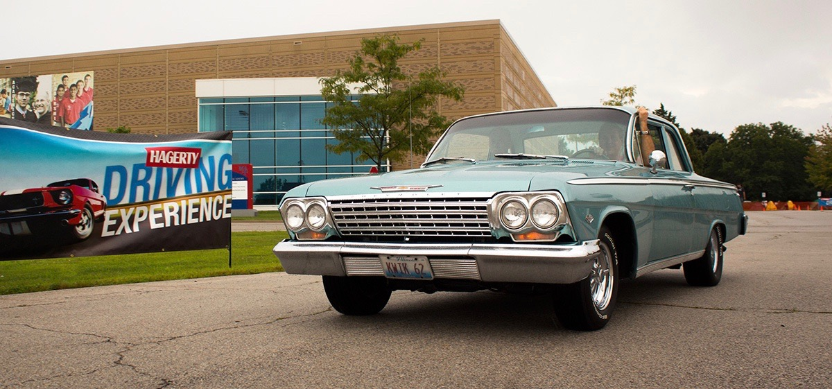 1962 Chevrolet Bel Air among cars owners offered for teaching new drivers to shift for themselves | Hagerty photos