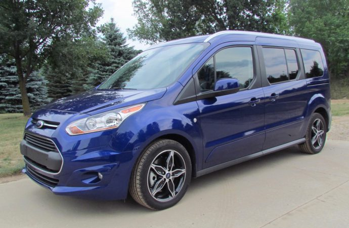 Driven: 2016 Ford Transit Connect Wagon