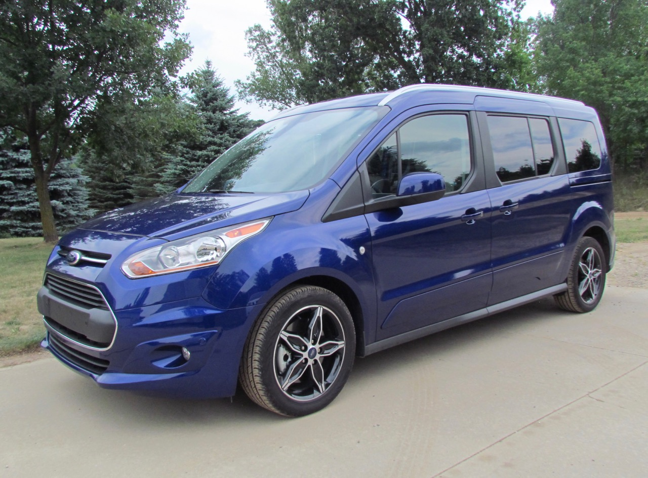 Driven: 2016 Ford Transit Connect Wagon - ClassicCars.com Journal
