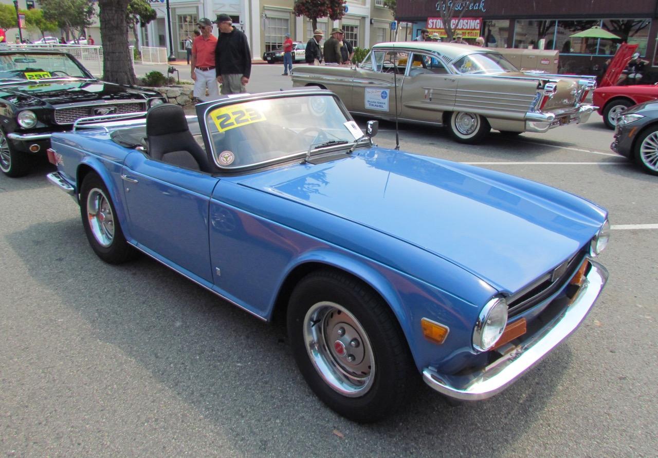 Vintage Triumph Super  Cars For Sale