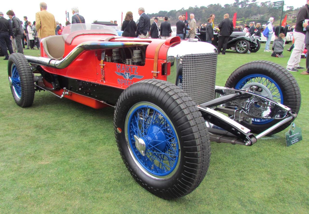 Simeone Car Show August