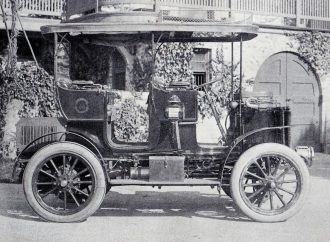 Classic Profile: Larz Anderson and the 1903 Gardner-Serpollet