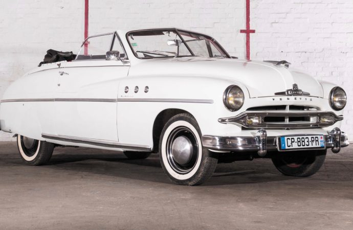 'On the Road' auction: French collector's American cars