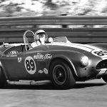 Don Roberts racing the 1964 Shelby 289 Cobra at Phoenix International Raceway in 1966