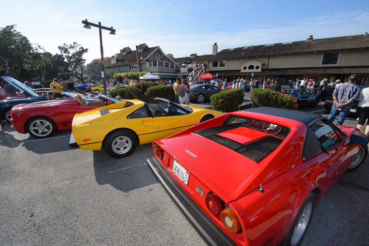 Carmel Classic Car Show