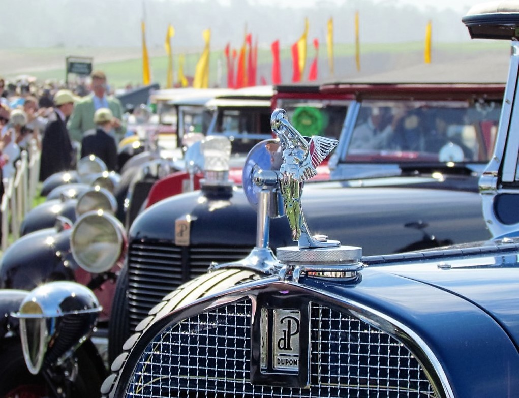 The Pebble Beach Concours d'Elegance demands good manners from both entrants and spectators | Larry Edsall