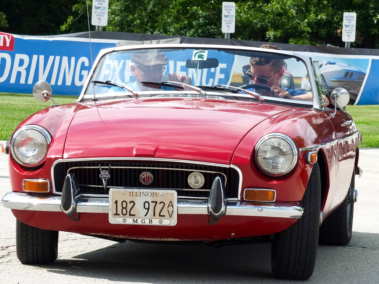 Old cars + young drivers = future car guys (and gals) - ClassicCars ...