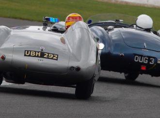 Silverstone celebrates auto anniversaries and vintage racing