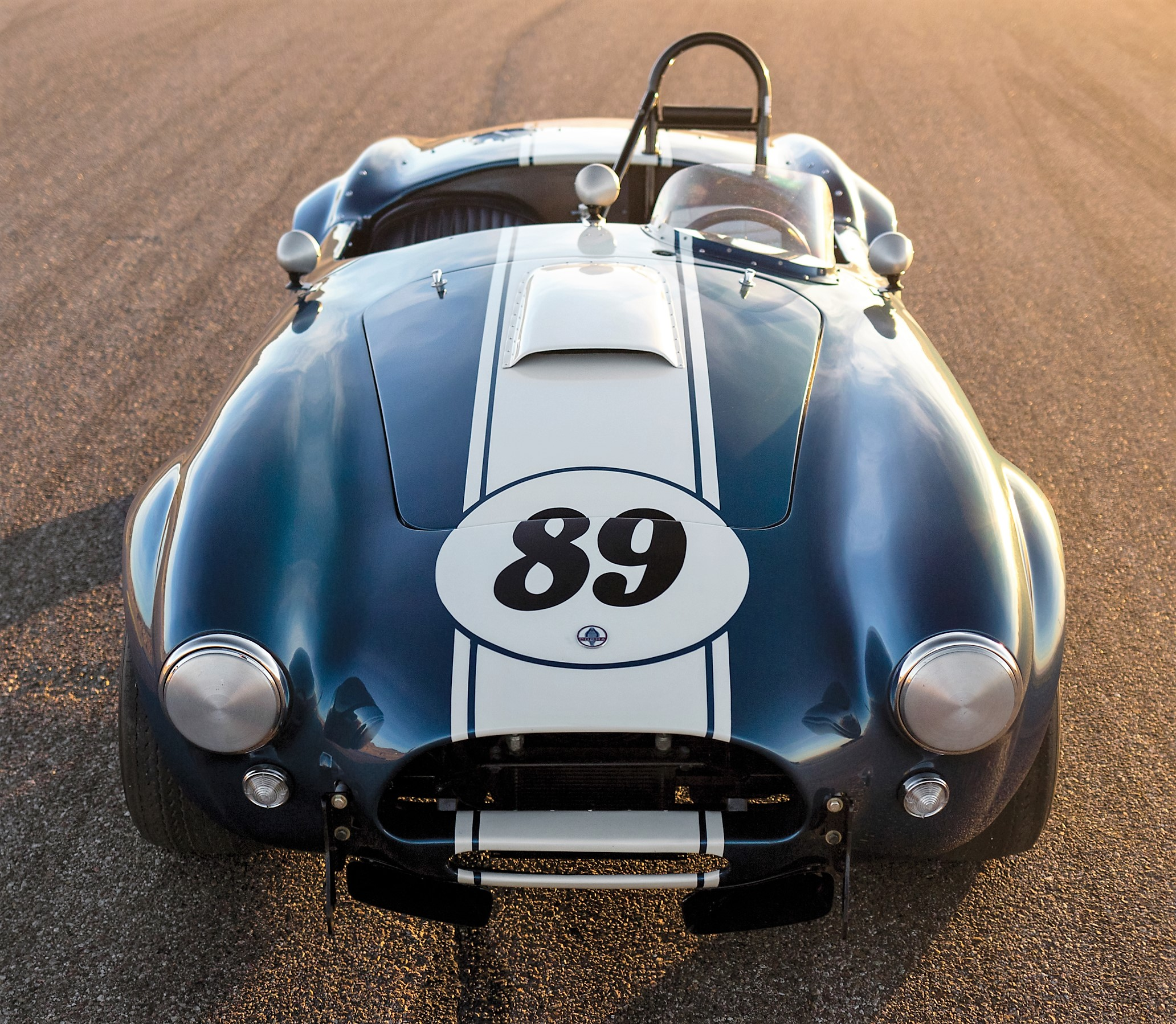 Road-racing Star Don Roberts And 'The Winningest Cobra