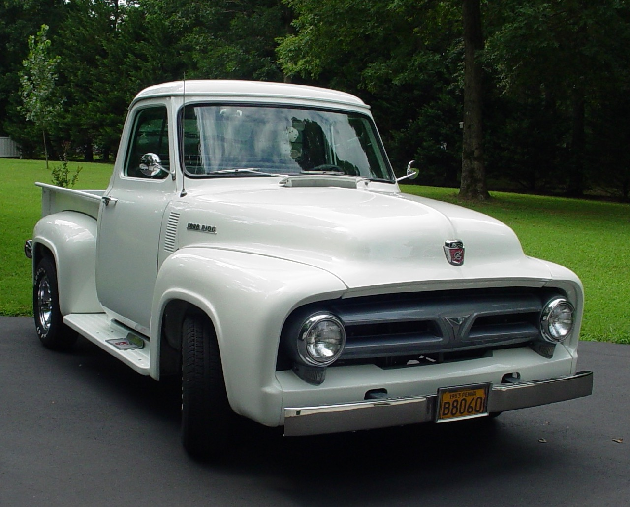 This 1952 Ford F100 was a father and sons project | Bob Sorensen photos