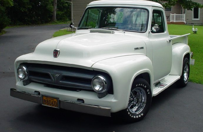My Classic Car: Bob and Rob's 1953 Ford F-100