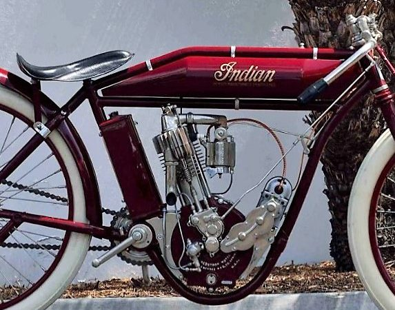 Top motorcycles at Mecum offered by renowned scientist