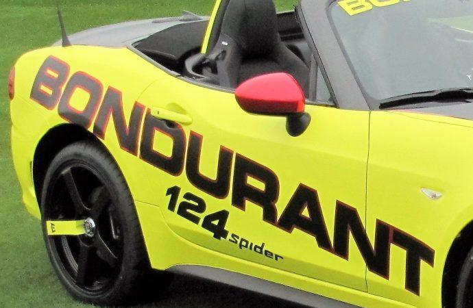 Bondurant school to teach autocross with new Fiat 124s, 500s