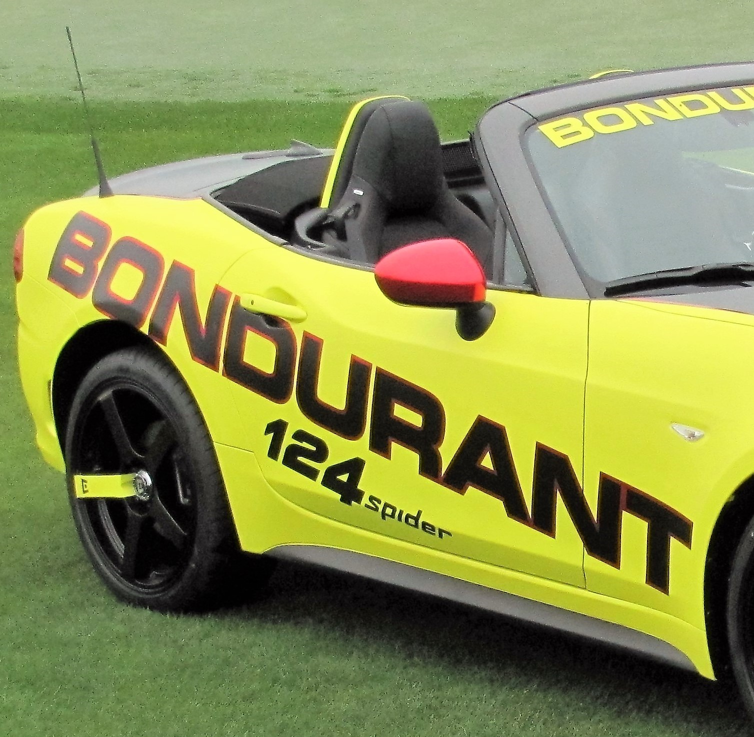 bondurant school to teach autocross with new fiat 124s 500s journal. Black Bedroom Furniture Sets. Home Design Ideas