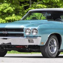 Mecum Auction heads for Kentucky loaded with muscle cars