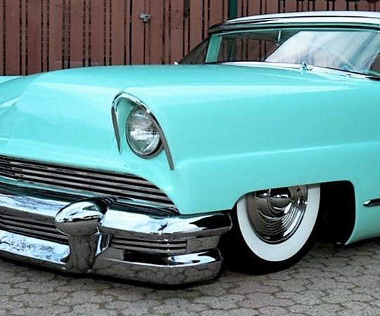 1956 Lincoln Capri custom