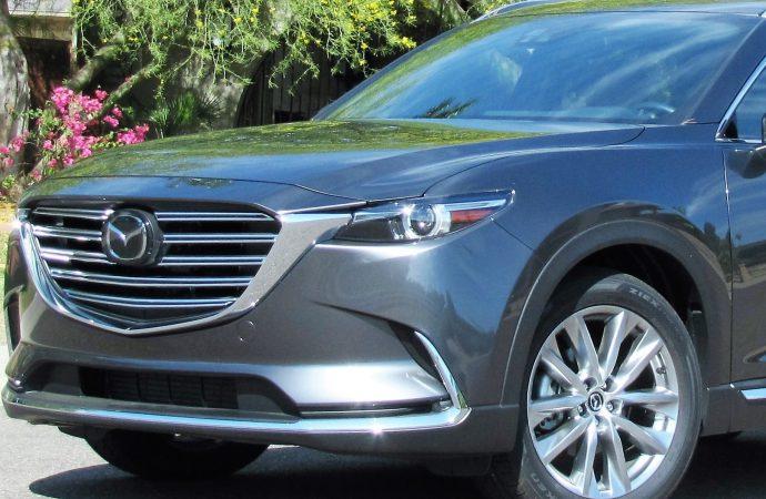 Driven: 2016 Mazda CX-9 Signature