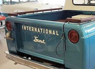 1964 International Scout pickup