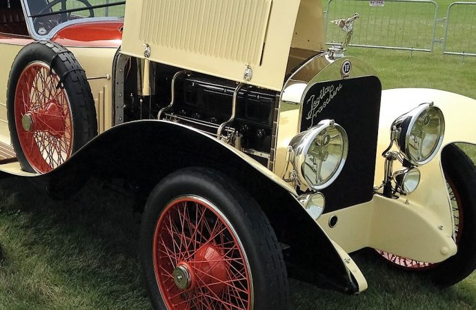Isotta-Fraschini, GT40 win Best of Show at Milwaukee Concours
