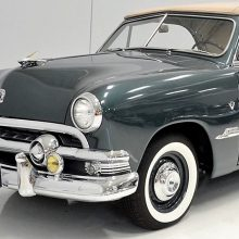 1951 Ford Deluxe convertible