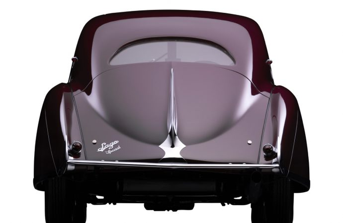 Mullins' 1937 Talbot-Lago acclaimed as best of the best