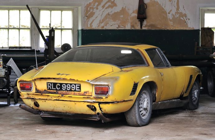 RM Sotheby's heads to UK for its 10th annual London auction