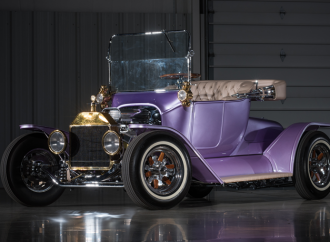 Countdown to Barrett-Jackson Las Vegas 2016: 1913 Ford Model T custom 'King T' roadster