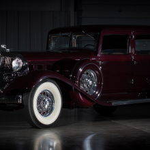 Countdown to Barrett-Jackson Las Vegas 2016: 1933 Chrysler Imperial CL 4-door sedan