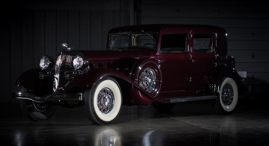 2016 Chrysler Imperial >> Countdown To Barrett Jackson Las Vegas 2016 1933 Chrysler Imperial