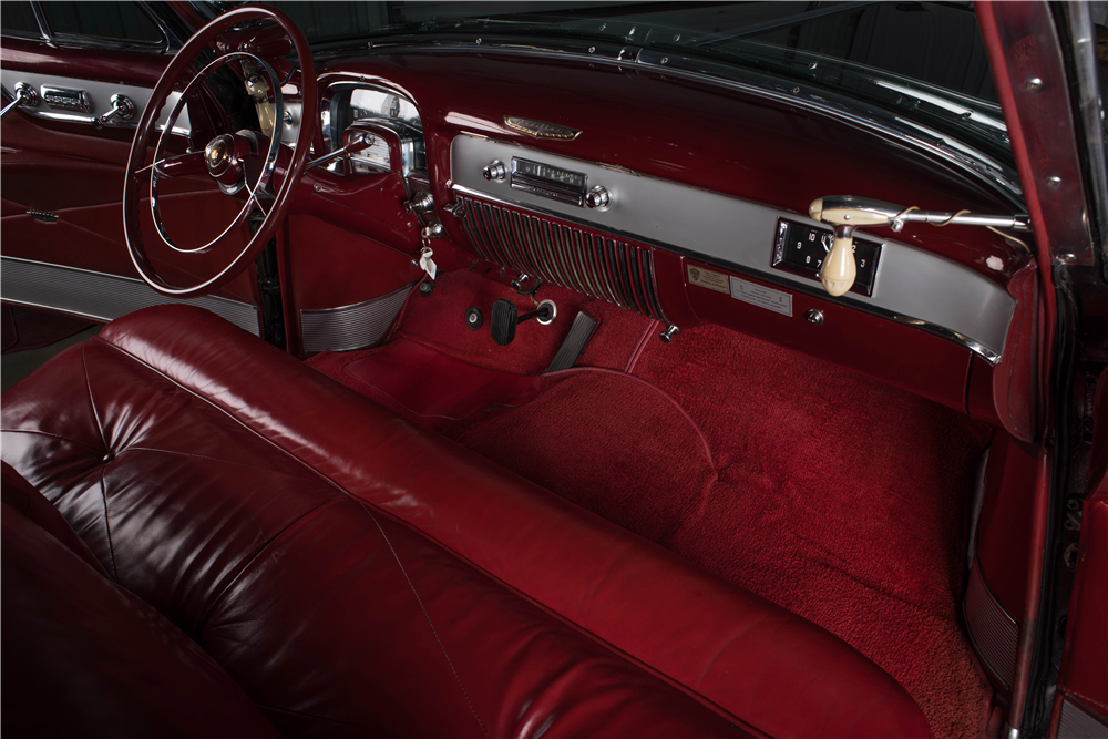 countdown to barrett jackson las vegas 2016 1952 cadillac series 62 convertible classiccars. Black Bedroom Furniture Sets. Home Design Ideas