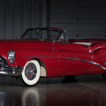 Countdown to Barrett-Jackson Las Vegas 2016: 1953 Buick Skylark convertible
