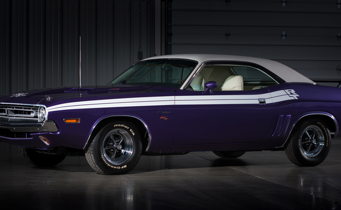 Countdown to Barrett-Jackson Las Vegas 2016: 1971 Dodge Challenger R/T