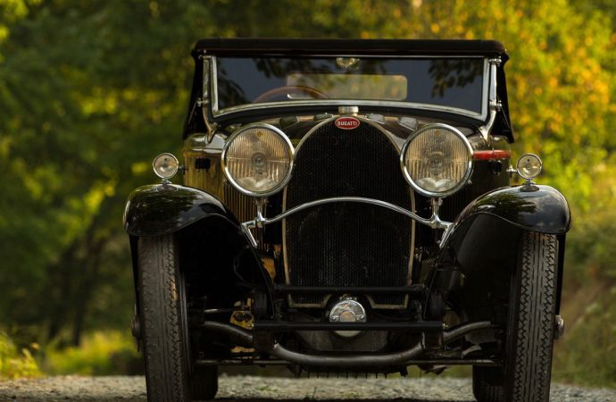 Docket set for inaugural Aspen/Snowmass collector car auction