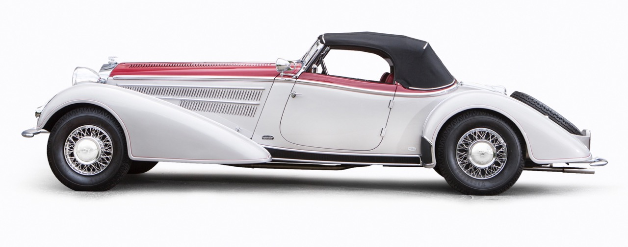 1937 Horch 853 Spezial Roadster sells for $1.158 million