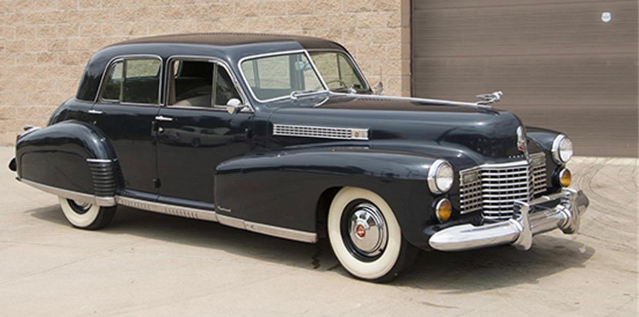 A Sixty Special Fleetwood sedan