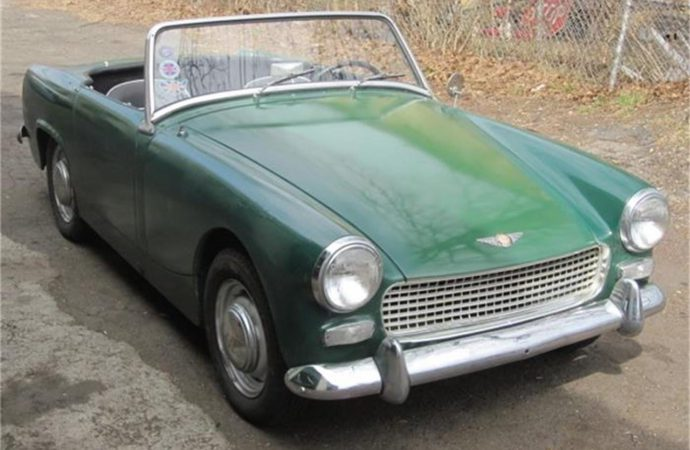 1964 Austin Healey Sprite Mk2