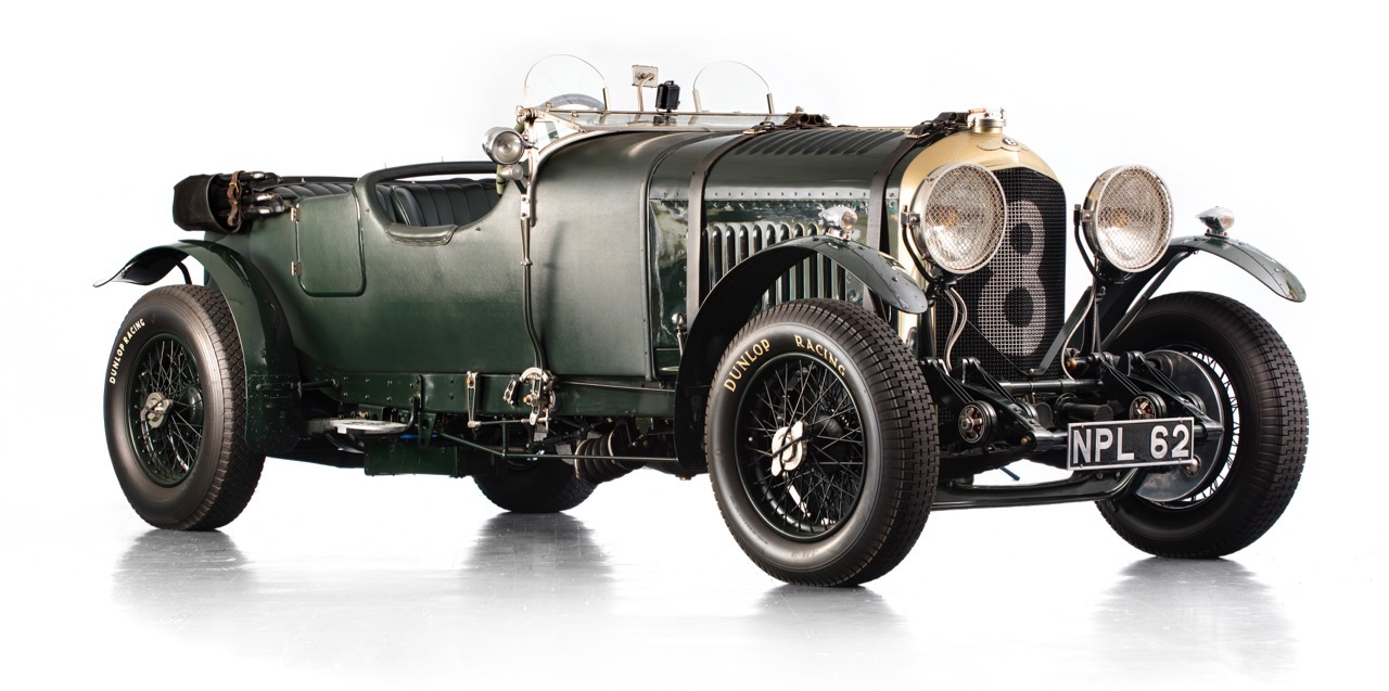 1930 Bentley brings $411,472 at single-consignor auction for charity in England | Bonhams photos