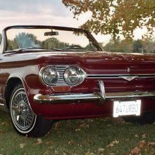 My Classic Car: Duke's 1964 Chevrolet Corvair Spyder