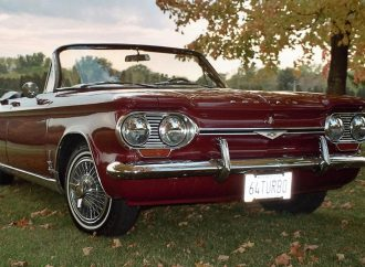 My Classic Car: Duke's 1964 Chevrolet Corvair Spyder