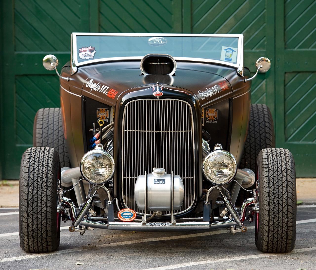 Inaugural Leake Auction Joins The Detroit Renaissance: motor city car auction
