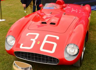 From Iowa barn-find to Best of Show for Ferrari 500 Testa Rossa