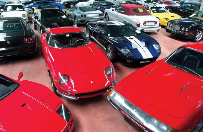 RM Sotheby's reveals 'Aladdin's Cave' collection for Italian sale
