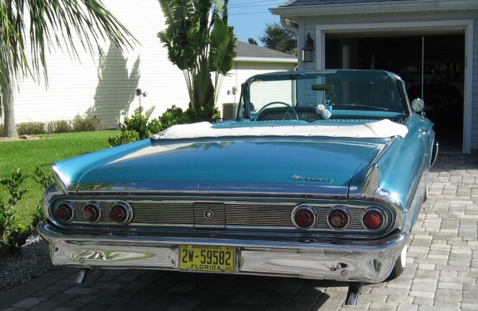 My Classic Car: Harry's 1961 Mercury Monterey convertible