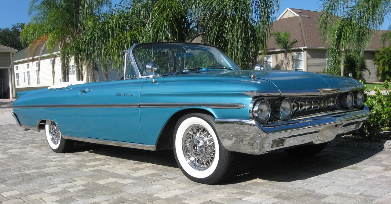 The '61 Mercury Monterey looked good, but it undergoing restoration after 415,000 miles | Harry Jacobs photos