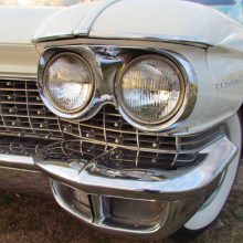 Driven (at last to the drive-in theater): 1960 Cadillac Eldorado