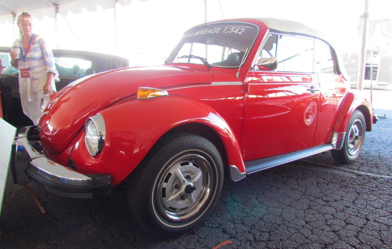 2018 Volkswagen Beetle Convertible Dallas >> - ClassicCars.com Journal