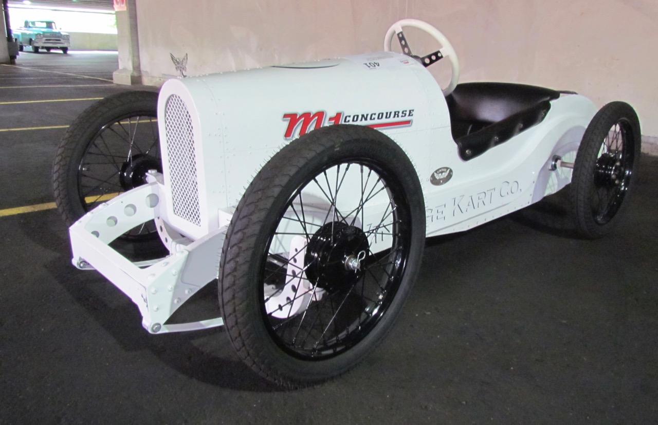 Driven: 2015 Vintage Kart Co. Mini Racer - ClassicCars.com Journal