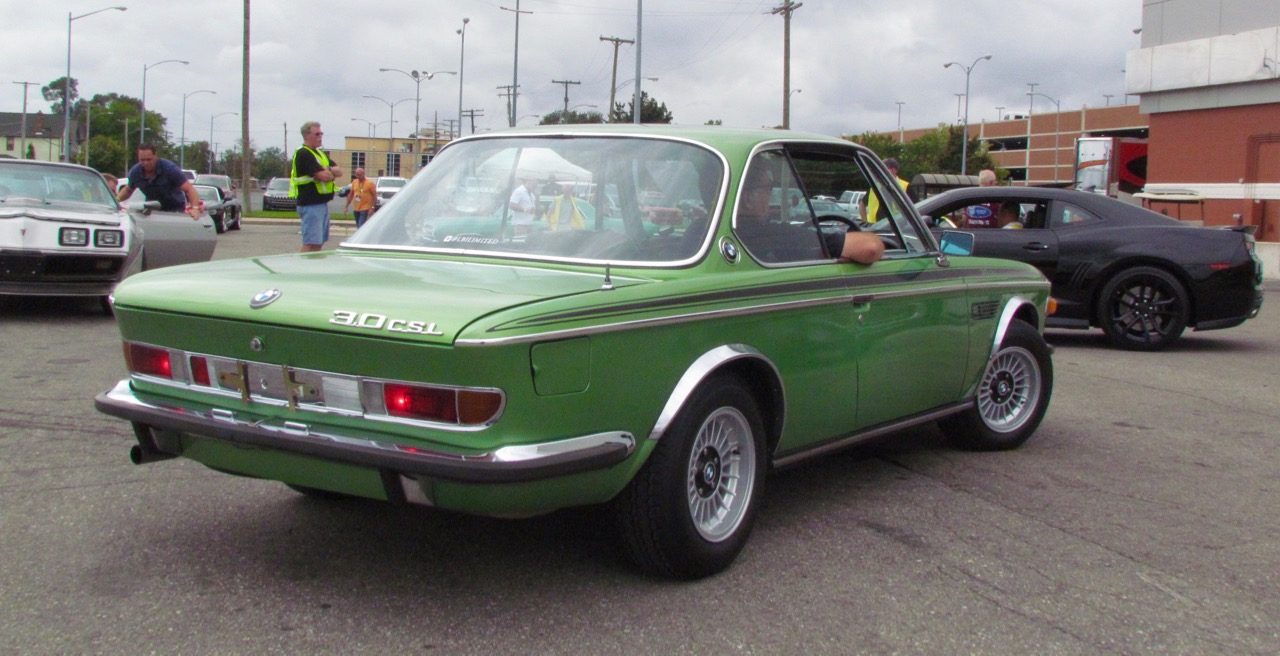1972 BMW 3.0 CSL heads to the block, and to highest sale of the auction